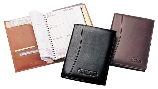 Calendar Planner Cover : Leather planners weekly pocket planner covers and refills